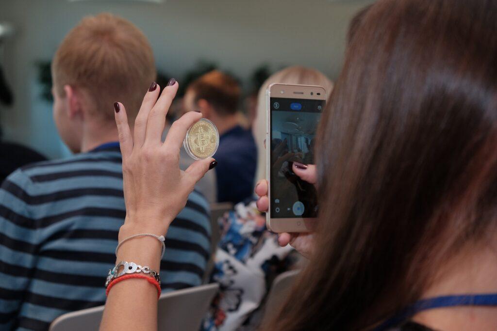 Miner bitcoin sur smartphone